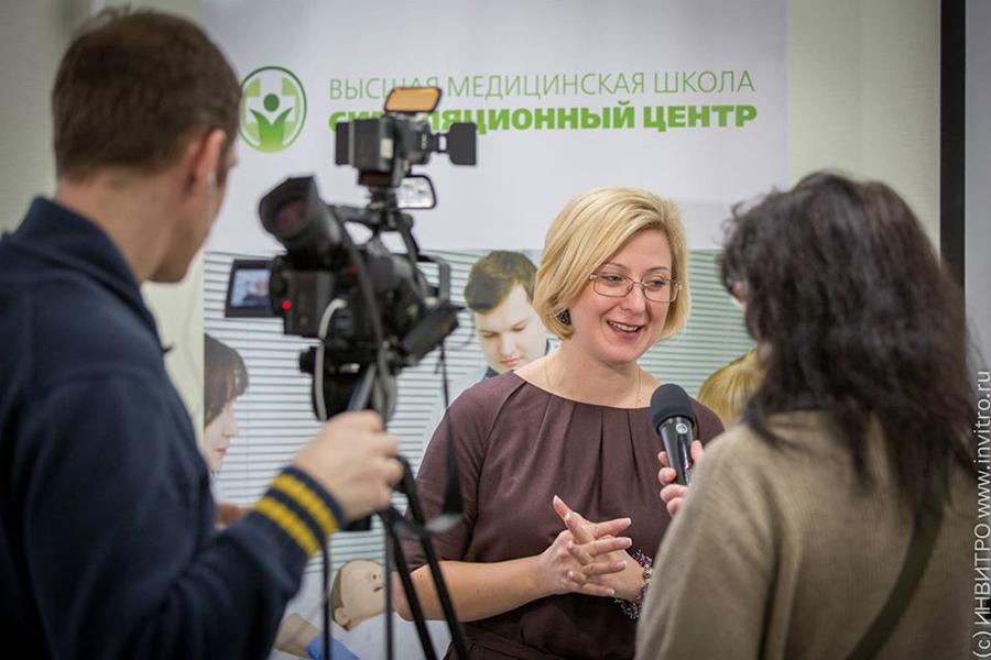 ВИТАЛИНА ЛЕВАШОВА Заместитель генерального директора, ИНВИТРО био