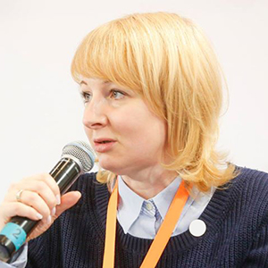 ЕЛЕНА ЛУЦЕНКО Head of Employer Brand, Head of HR Brand, QIWI