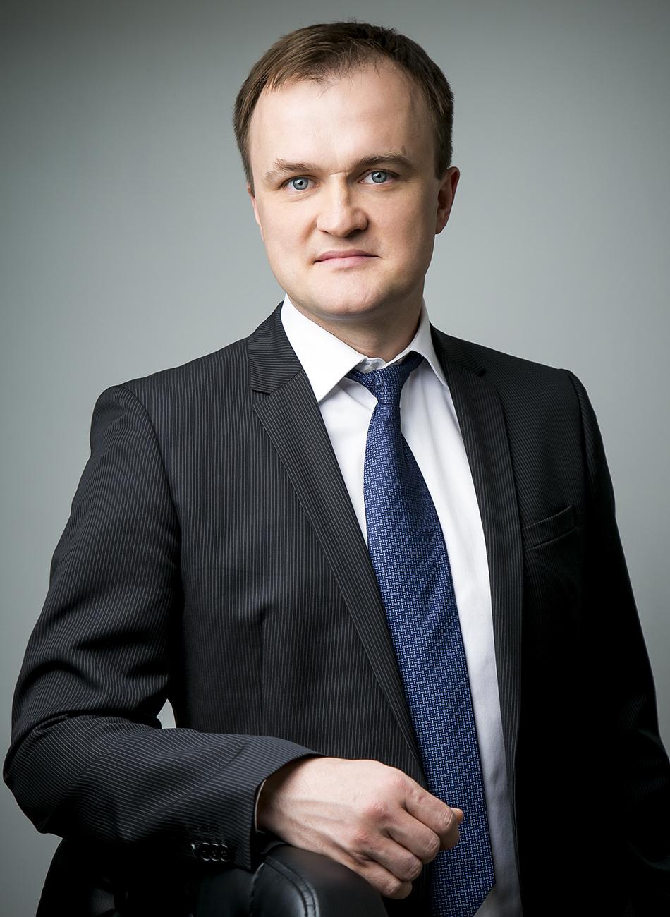 АНДРЕЙ БУРЧЕНКО Начальник Управления по развитию бизнес-процессов корпоративного сервиса, ПОЛЮС