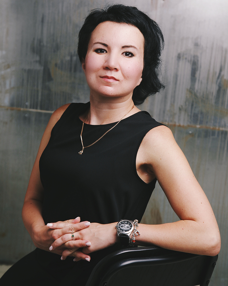 ЮЛИЯ ТРЯСУНОВА Head of Recruitment and Onboarding INVENTIVE RETAIL GROUP
